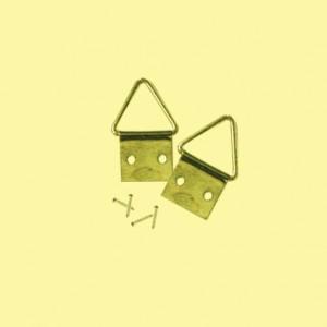 Attaccaglia mm13 con chiodini - busta 10 pz