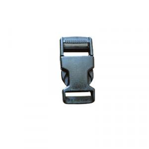 Fibbie per Zaino Plastica alt.30mm