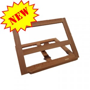 Leggio legno chiudibile cm 34x26