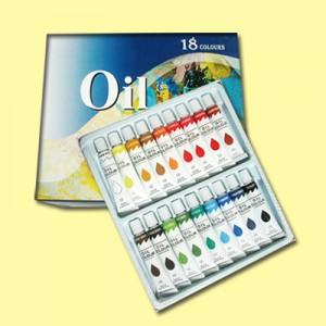 Colori a Olio