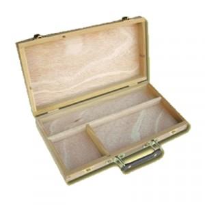 Cassetta Porta Colori in legno  cm 30x15