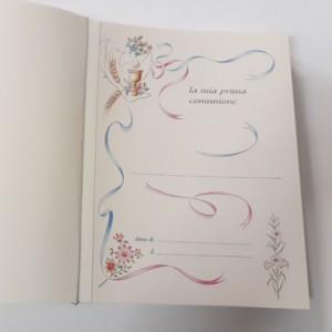 Interno Album Comunione cm 30x22 - 50 fogli