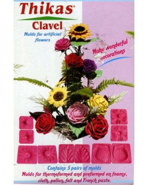 Stampo per Fommy Clavel