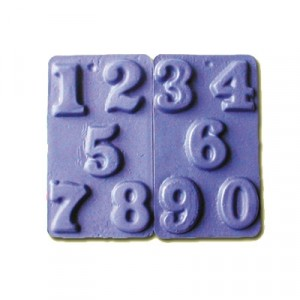 Stampo per Fommy Numeri