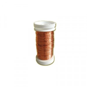Filo Metallo Spessore 0.3 - Rame - Bobina  da gr 100
