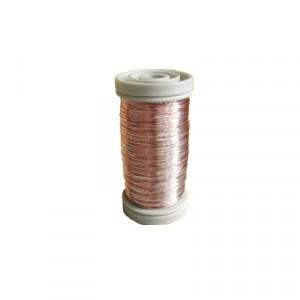 Filo Metallo - Spessore 0.3 - Rosa - Bobina  da gr 100