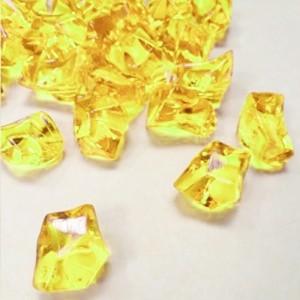 Cristalli di Ghiaccio in Pvc da decorazione gr 500