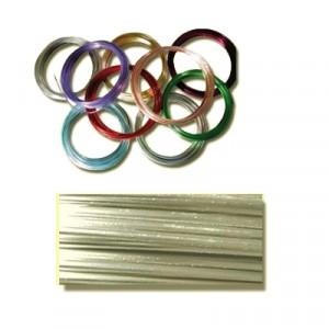 Filo Alluminio m/m 2 - Rotolo da 100 gr