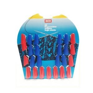 Cartella con 25 Salvadito Plastica
