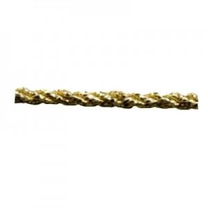 Cordone Oro lurex mm3