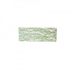 Nastro Rete Verde mm 30 - rotolo 50 mt