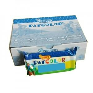 Pasta modellante auto indurente Patcolor - 100 gr x 10 pz