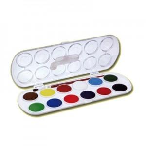 Colori Acquerello - Scatola da 12 Pz