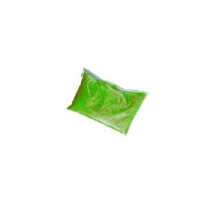 Ghiaino Verde brillante - Busta da gr 400