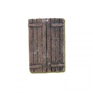 Porta Grande cm 2,5 x 4 - Busta da 4 pz