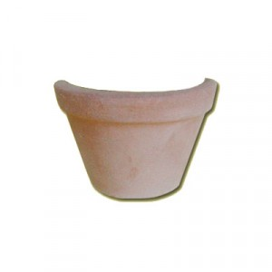 Mezzo Vaso cm 5 x 3,5 - Busta da 12  pz