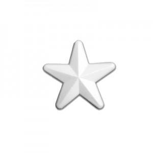 Stella Polistirolo cm 10 - Busta da 16 Pz