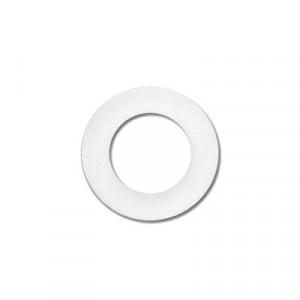 Corona Polistirolo Piena cm 18 - Busta da 11 Pz