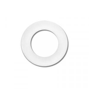 Corona Polistirolo Piena cm 22 - Busta da 9 Pz