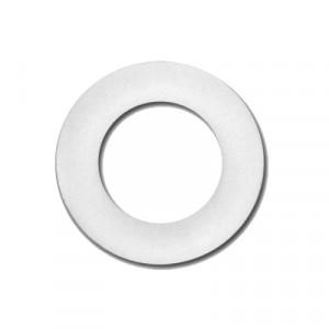 Corona Polistirolo Piena cm 25 - Busta da 6 Pz