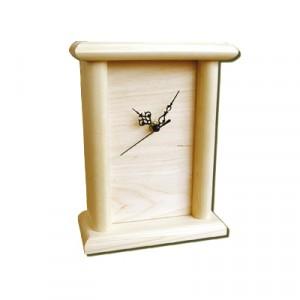 Orologio da Tavolo cm 19x9  H 25  (SENZA MECCANISMO)