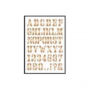 Stencil - cm 16x20