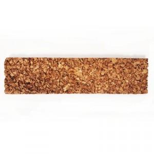 Rettangolo sughero30x7,5cm  spessore 1cm