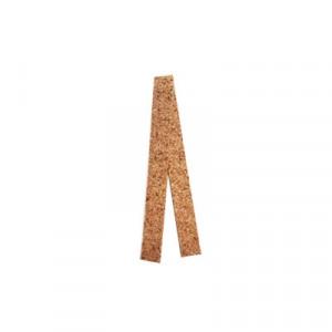 Listelli di sughero 1x10cm spess. 3mm conf. 20 pz