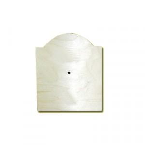 Pannello Orologio Cupola cm 29x24
