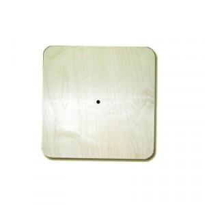 Pannello Orologio Quadro cm 29x29