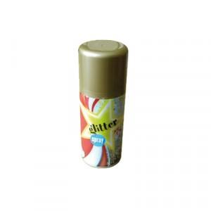 Glitter  Spray Oro - Bomboletta dal 150 ml