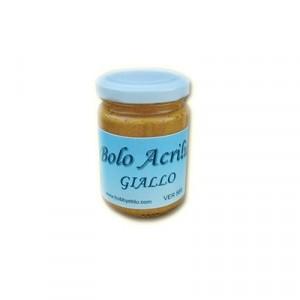 Bolo Acrilico Giallo -150ml